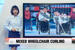 South Korean mixed wheelchair curling set for semi-finals clash against Norway