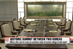 S. Korea to propose holding high-level talks with N. Korea at the end of March for April Summit
