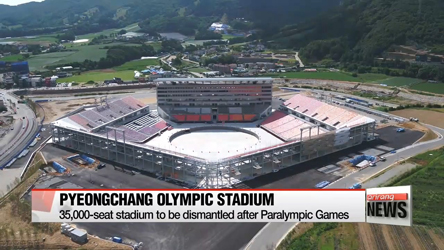 Avoiding 'white elephants' in Pyeongchang after Winter Olympics