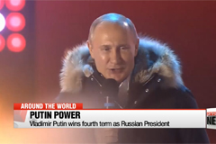 Vladimir Putin wins fourth term as Russian President