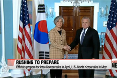 South Korea, U.S., Japan security advisors meet as preparations for North Korea summits step up