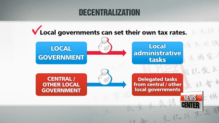 Gov't emphasizes decentralization in Constitutional revision proposal
