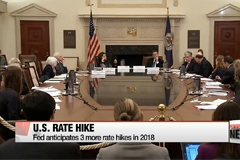 Federal Reserve hikes key interest rate from 1.5% to 1.75%, highest since 2008