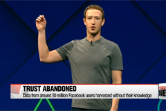 Facebook CEO Zuckerberg admits Facebook made mistakes and apologizes for data leakage