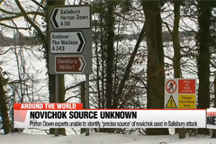 Porton Down experts unable to identify 'precise source' of novichok used in Salisbury attack