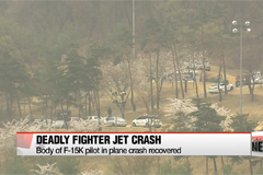 Bodies of two F-15K pilots in plane crash recovered