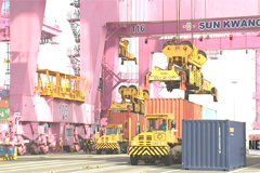 South Korea's export prices down, import prices up in March
