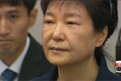 Former President Park Geun-hye not to appeal court ruling