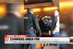 Starbucks apologizes for arrests of black men in Philadelphia store