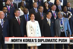 N. Korea's top diplomat returns home after touring countries to garner pre-summit int'l support