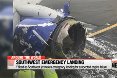 1 dead as Southwest jet makes emergency landing for suspected engine failure10