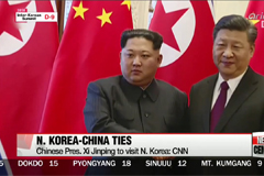 Chinese President Xi Jinping to visit Pyongyang possibly in June