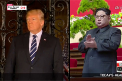 White House clarifies that U.S. President Trump did not have direct talks with Kim Jong-un