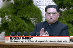 Is North Korea really making U-turn on nukes?