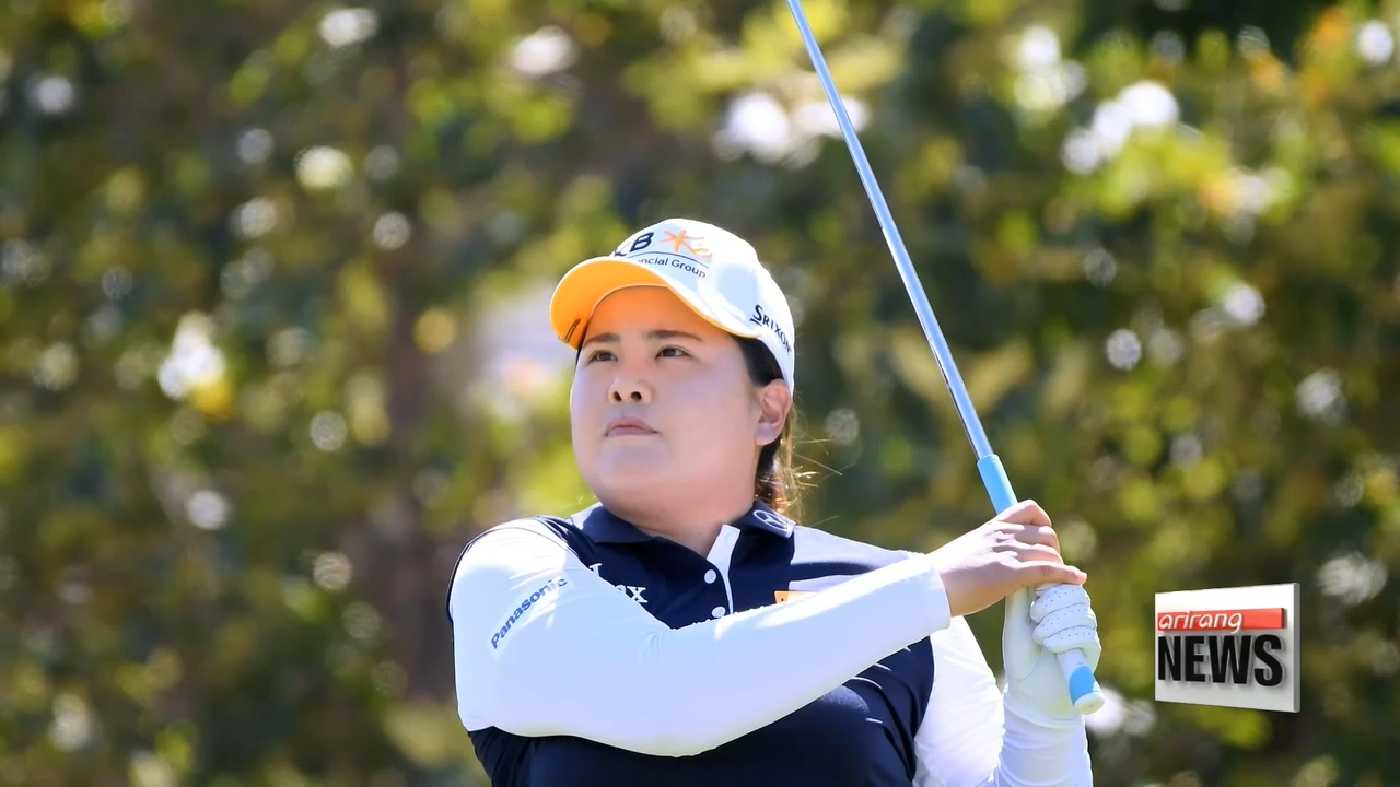 S. Korean golfer Park In-bee returns to No. 1