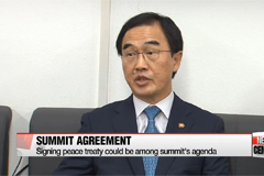Seoul aims for CVID on Korean Peninsula, sees Pyongyang showed will for negotiations