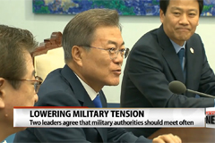 Two Koreas to hold general-level military talks in May, turn DMZ into 'peace zone'
