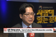 Korean government lays out cultural policy blueprint for 2030