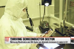 Semiconductor industry sets new record for the first quarter