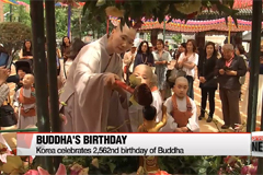 Korea celebrates 2,562nd birthday of Buddha