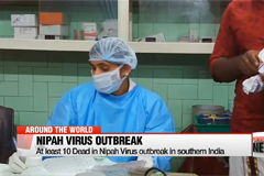At least 10 Dead in Nipah Virus outbreak in southern India