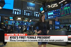 Stacey Cunningham to become NYSE's first female president