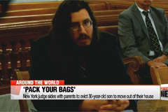 New York judge sides with parents to evict 30-year-old son to move out of their house