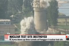 North Korea destroys Punggye-ri nuclear test site on Thursday
