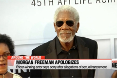 Morgan Freeman apologizes after allegations of sexual harassment in work place