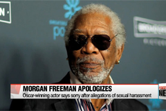 Morgan Freeman apologizes after allegations of sexual harassment in workplace
