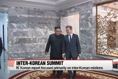 N. Korean coverage of inter-Korean summit puts U.S. issues second