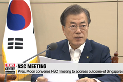 Seoul willing to review joint military drills if North Korea makes denuclearization moves: Moon