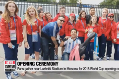 2018 Russia World Cup ready to kick off with grand opening ceremony
