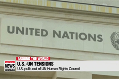 U.S. pulls out of UN Human Rights Council