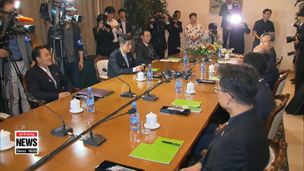Red Cross Talks ongoing: two Koreas exchange draft agreement
