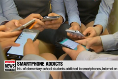 15% of S. Korean teens addicted to smartphones