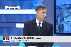 Medical aid in North Korea: sit-down with Stephen Linton of the Eugene Bell Foundation