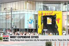 The world's most expensive cities for expatriates