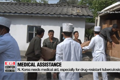 N. Korea needs assistance for drug-resistant tuberculosis: Aid group