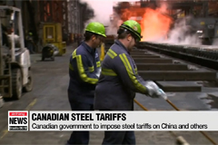 Canada plans to impose steel tariffs and quotas on China and others