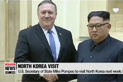 U.S. Secretary of State Mike Pompeo to visit North Korea next week: report