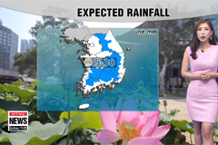 Relief from monsoon showers but hot and humid