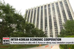 N. Korea proactive in talks with S. Korea on railway, road, forestation cooperation: Seoul