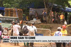 Thai soccer team found alive in cave, now focus on how to rescue them