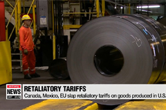 Nations respond to Trump administration's tariff policy with retaliatory tariffs