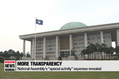 """National Assembly's """"special activity"""" expenses revealed"""