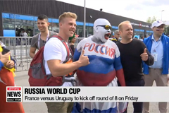 2018 Russia World Cup, quarter-finals preview
