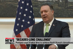 N. Korea's denuclearization problem a