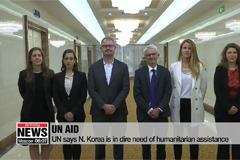 UN hopes to increase humanitarian assistance to N. Korea: Official