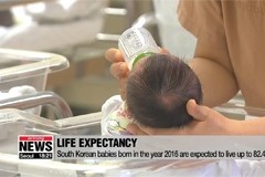 Life expectancy for Koreans edges up to 82.4 years